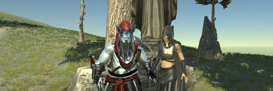 Of MMOs, Content & Assets