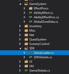 Mod SDK: Prototype 1